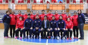 İşitme Engelliler Kadın Futsal Milli Takımı