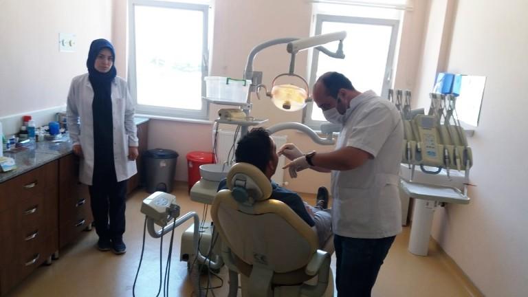 Acıgöl Diş Kliniği Açıldı (1)