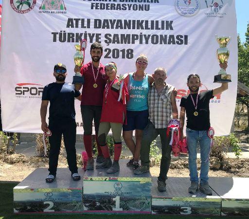 Atlı Dayanklılık Türkiye Şampiyonası (1)