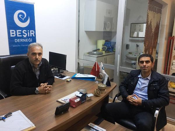 Doç. Dr. Özgür Özdemir STK'ları ziyaret etti 2