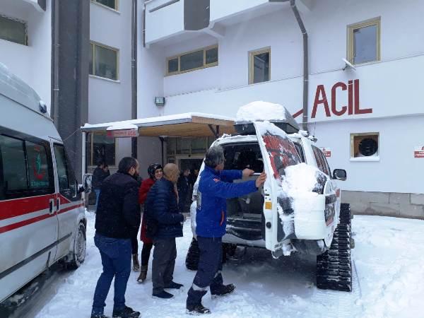 Paletli Ambulansla Nakil (2)
