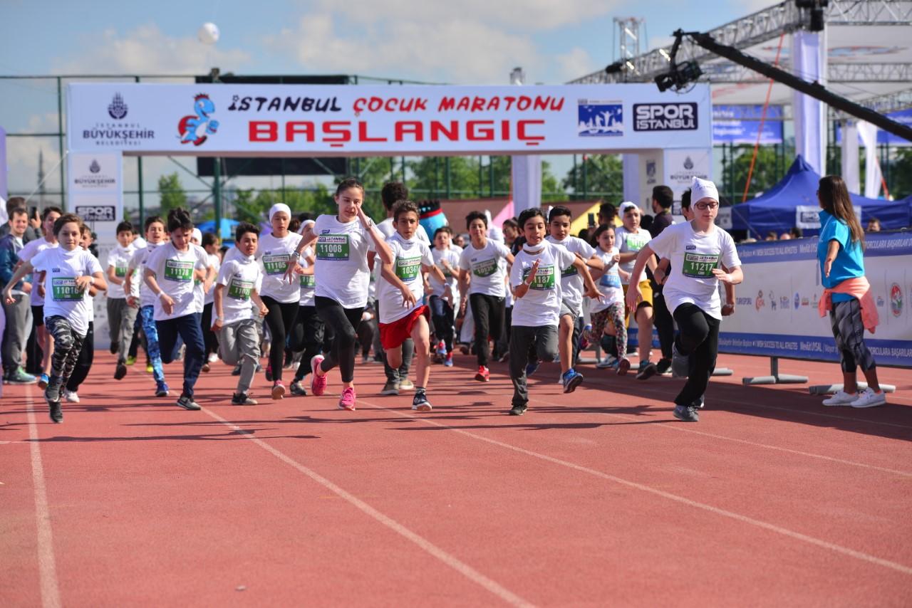 İstanbul Çocuk Maratonu Foto 2