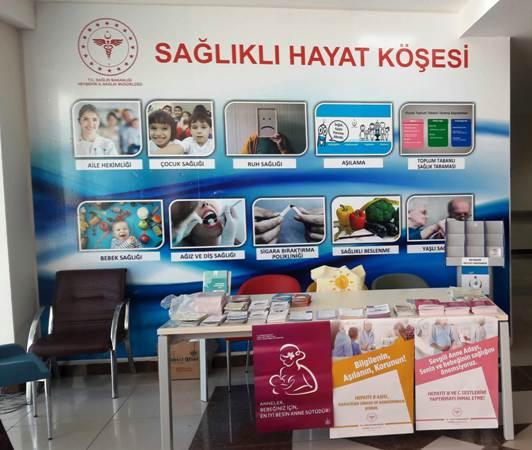 halk sağlığı haftası stand 3